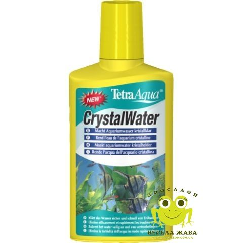 Препарат TetraAqua CrystalWater