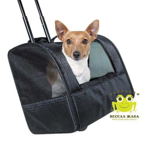 Сумка-переноска Elegance Trixie для собак на колесах