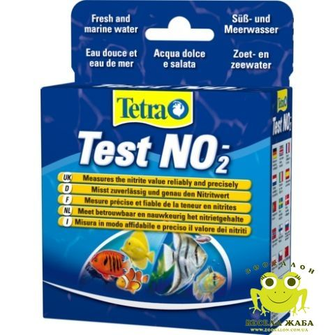 Тест на определение нитритов TetraTest Nitrite NO2