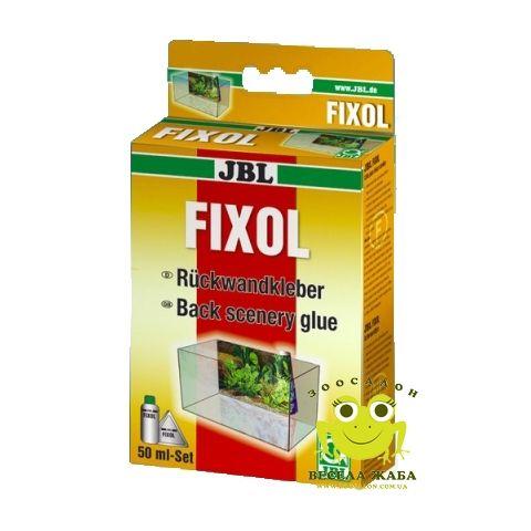 Клей для фонов JBL Fixol 50 ml