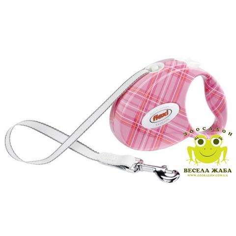Поводок-рулетка для собак Flexi Fashion LEDIES ***