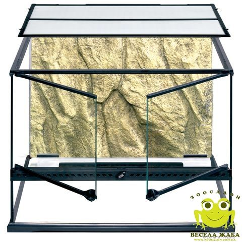 Террариум стеклянный ExoTerra Glass Terrarium 60х45х45