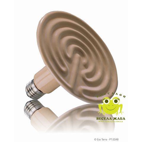 Керамическая лампа для террариума ExoTerra Heat Wave Lamp