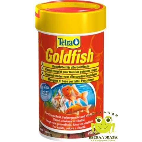 Корм Tetra GOLD FISH хлопья