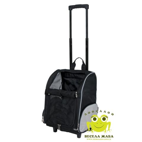 Сумка-переноска Tbag TrolleyTrixie для собак на колесах