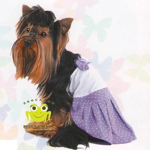Сарафан для собак Арина S Pet Fashion