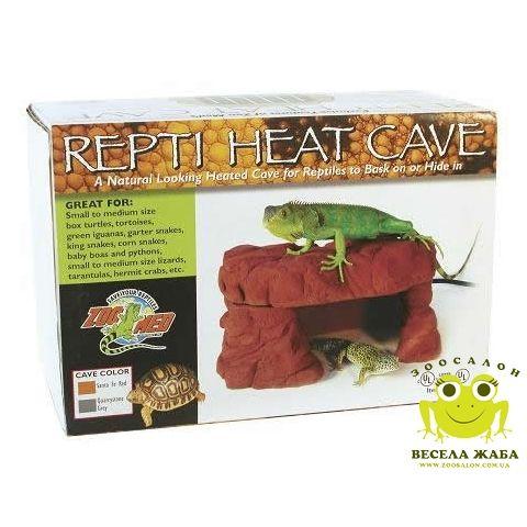 Нагреватель пещера с укрытием Zoo Med Repti Heat Cave