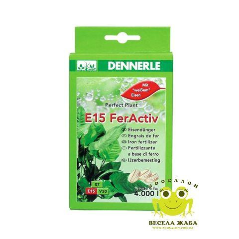 Удобрение Dennerle E15 FerActiv