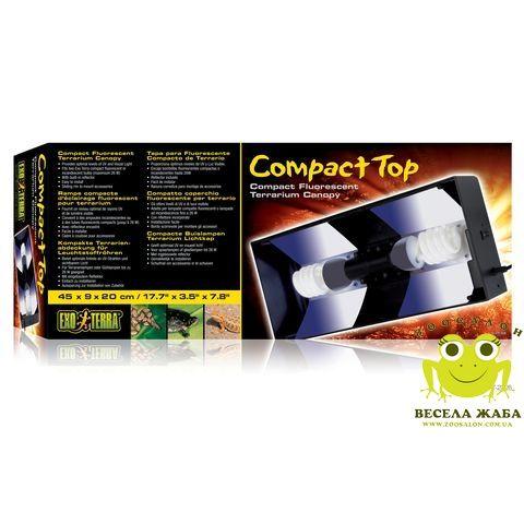 Светильник ExoTerra COMPACT TOP 45*9*20