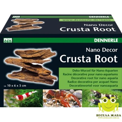 Декорация Dennerle Nano Decor Crusta Root S коряга