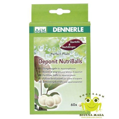 Удобрение Dennerle Deponit NutriBalls