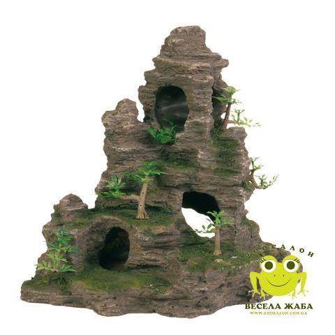 Декорация для аквариума Trixie Скала с пещерами