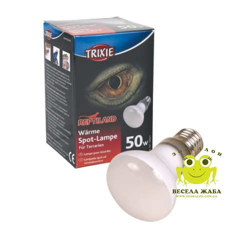 Лампа рефлекторная тропическая Trixie 50W, 75W, 100W, 150W