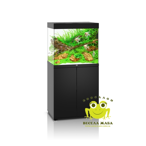 Аквариум Juwel Lido 200 LED, 200л черный