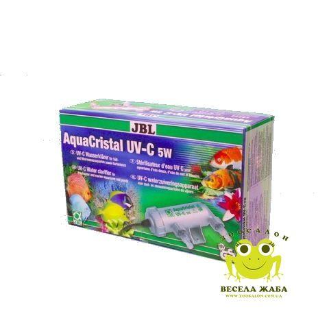 Ультрафиолетовый стерелизатор JBL AquaCristal UVC 5 Вт