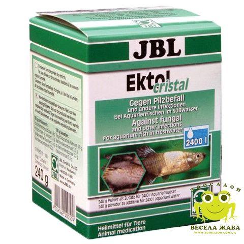 Лекарственный препарат JBL Ektol Cristal 80 g на 800 л