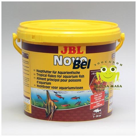 Корм для рыб JBL NovoBel 1л/190г развесной