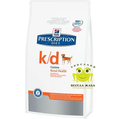 PD Canine K/D-Захв. нирок, ниркова нед-сть; серцева нед-сть