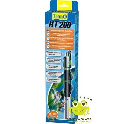 Обогреватель с терморегулятором Tetratec HT 200w