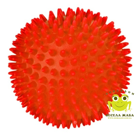Игрушка для собак Trixie Мяч винил красный 10см