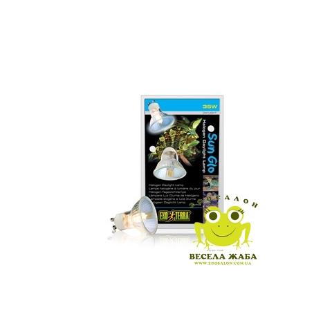 АКЦИЯ Лампа дневного света галогеновая ExoTerra SUN-GLO Е27 / 75W