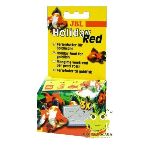 Сухой корм для рыб JBL Holiday Red