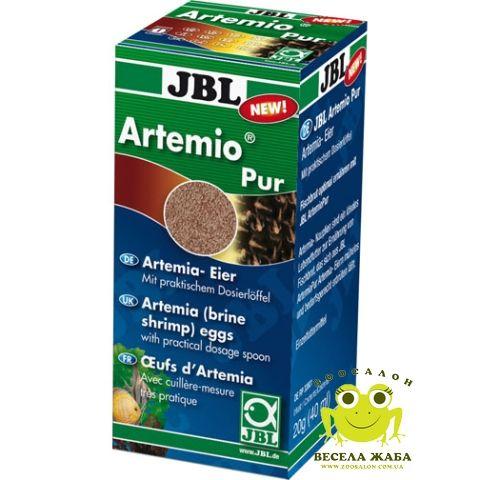 Корм яйца артемии JBL ArtemioPur 40мл