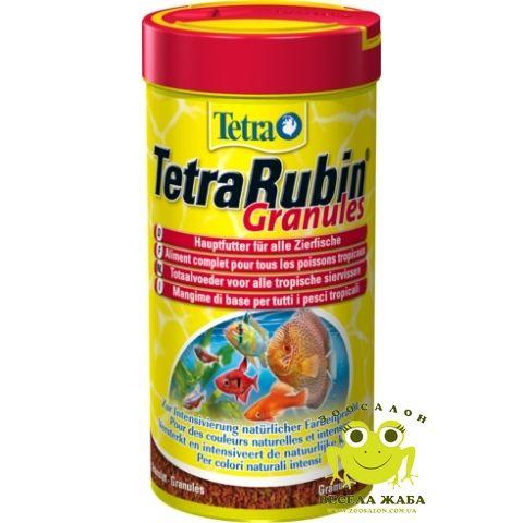 Корм Tetra RUBIN 250 мл гранулы
