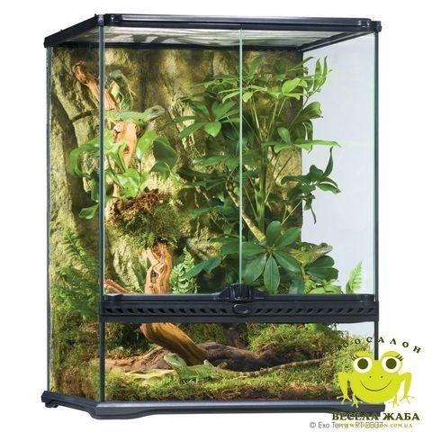 Террариум стеклянный ExoTerra Glass Terrarium 45х45х60