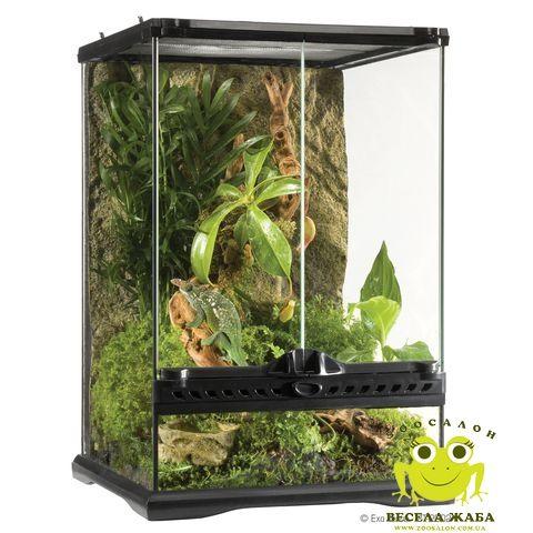 Террариум стеклянный ExoTerra Glass Terrarium 30х30х45