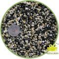 Грунт NechayZoo 10 kg чернобелый мелкий