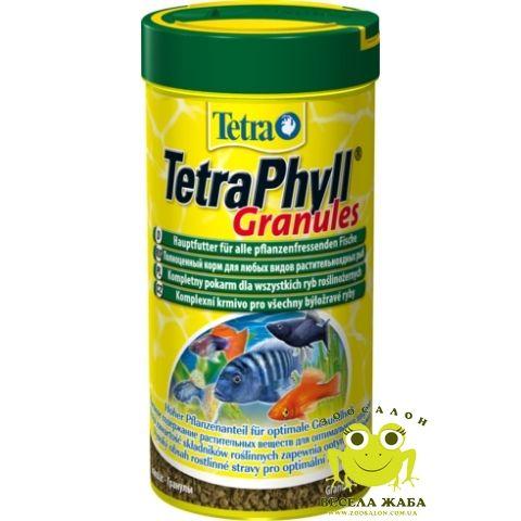 Корм Tetra PHYLL Granules 250 мл гранулы