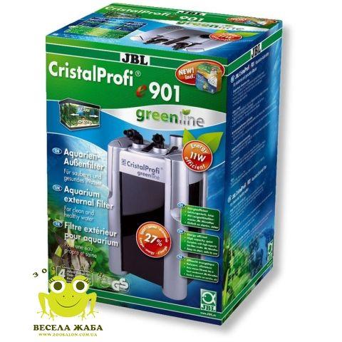 Фильтр внешний JBL CristalProfi GreenLine e901