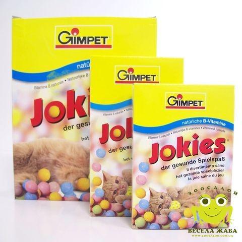 Витамины для котов Gimpet JOKIES 40 шт 400 шт