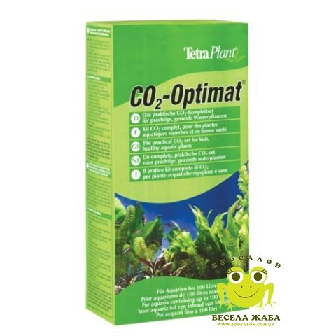 Комплект для опитмизации содержания углекислого газа TetraPlant СО2Optimat