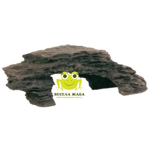 Декорация для террариума и аквариума Trixie Каменая плита