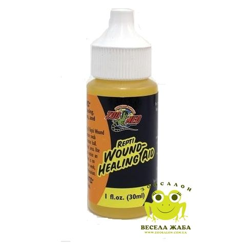 Препарат Zoo Med Repti WoundHealing Aid 30 ml