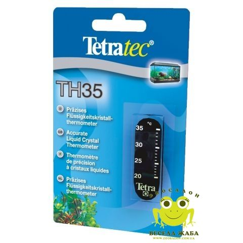 Термометр жидкокресталический Tetratec TH35