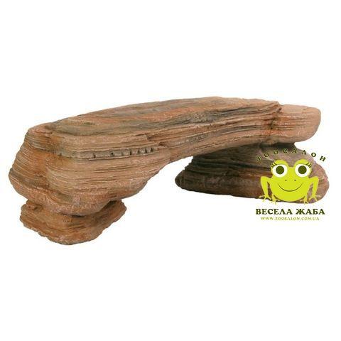 Декорация для террариума и аквариума Trixie Каменная плита
