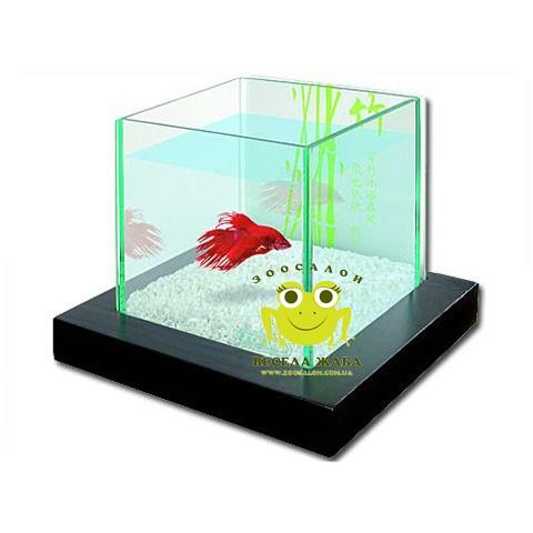 Нано аквариум Zolux Betta Bamboo Solo 1,8 литра