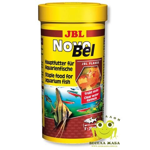 Корм для рыб JBL NovoBel 100мл.