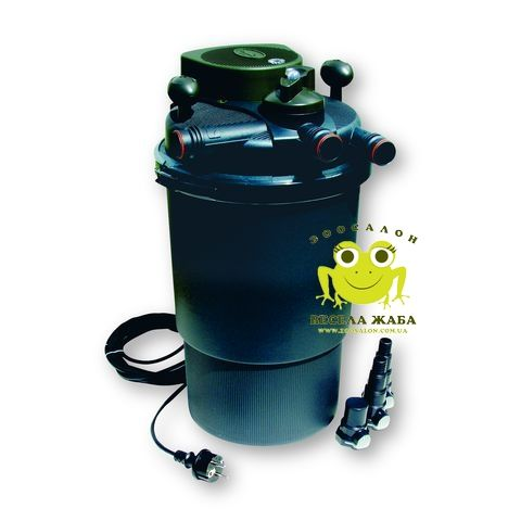 Акция сезона. Фильтр напорный Hagen Pressure Flo 3000 UV 11W 3000л/ч