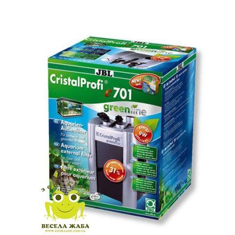 Фильтр внешний JBL CristalProfi GreenLine e701