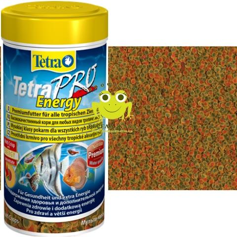 Корм Tetra PRO Energy Crisps развесной 1л