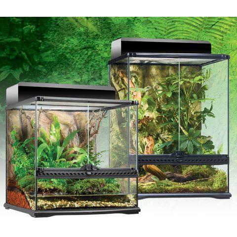 Террариум стеклянный ExoTerra Glass Terrarium 45х45х45
