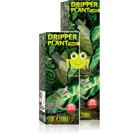 Поилка Растение с системой капельного полива Exo Terra Dripper Plant для хамелеона большая