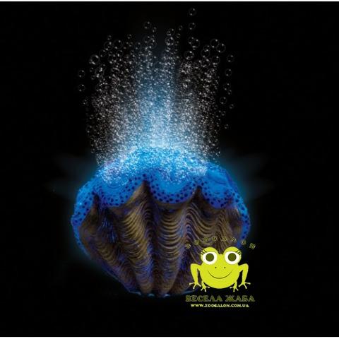 Декорация H2ShOw Blue clam