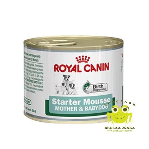 Корм для щенков Роял Канин Royal Canin Starter Mousse Puppy Food