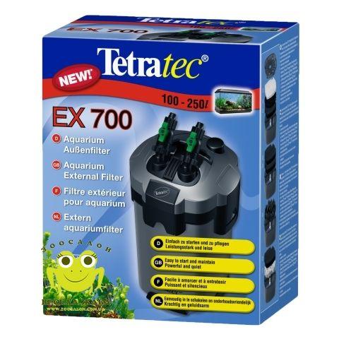 Фильтр внешний Tetratec External ЕХ 800 Plus