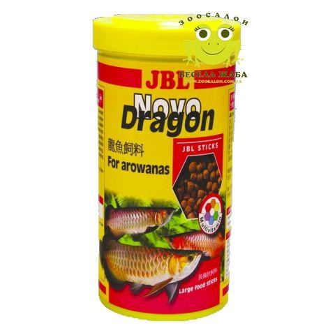 Сухой корм для рыб JBL NovoDragon 1000 ml